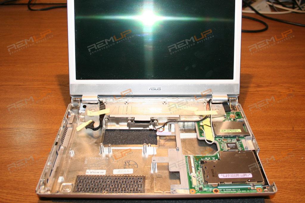 Как отремонтировать ноутбук asus своими руками6